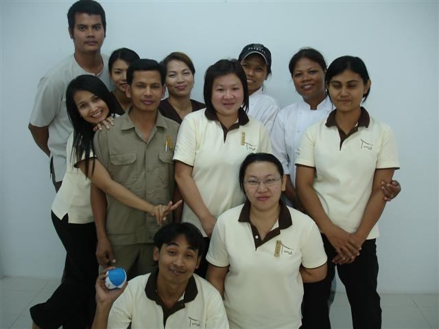 Leaderships Skills Workshop Junior Management SALA Samui